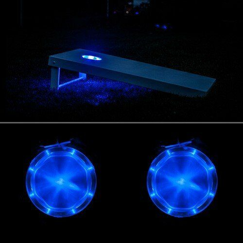 Cornhole Corn Hole Baggo Bean Bag Board Night Light BLU | eBay