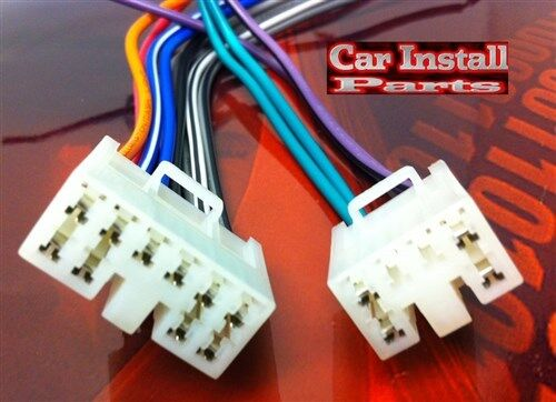 s l1000 toyota oem stock radio wire harness plug 1987 2011 ebay 1983 Camry at gsmx.co