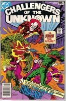 Challengers of the Unknown Comic #86 DC 1978 GOOD+