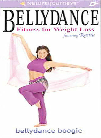 Rania: BELLY DANCE BOOGIE Fitness-Fat & Weight Loss DVD ...