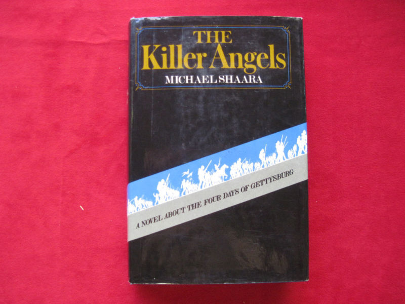an interpretation of the killer angels by michael shaara Monkeynotes-the killer angels by michael shaara michael shaara was born in 1928 in jersey city the interpretation of character is my own.