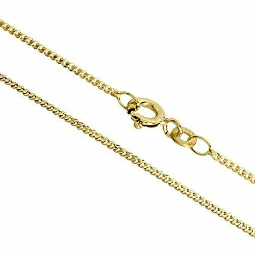 echt goldkette 333 panzerkette 36 38 40 42 45 50 55 60 cm ebay. Black Bedroom Furniture Sets. Home Design Ideas