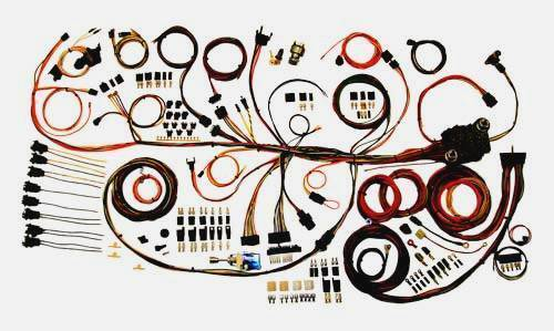 1964 1965 gto wiring harness classic update kit ebay. Black Bedroom Furniture Sets. Home Design Ideas
