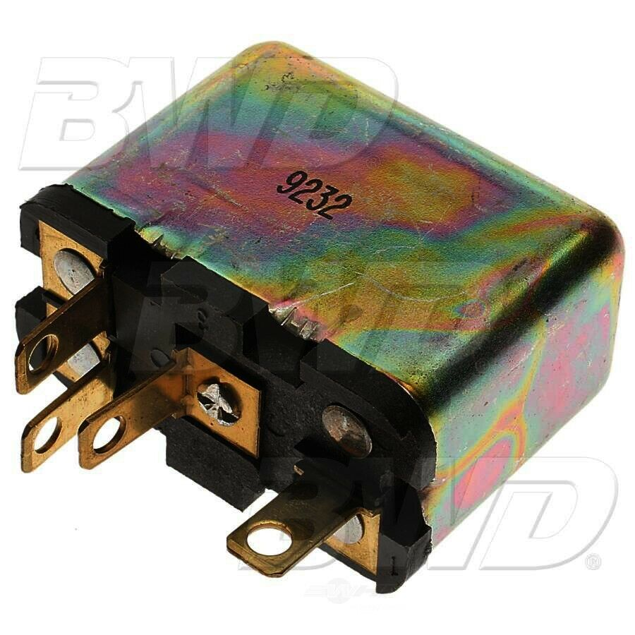 Bwd r664 hvac blower motor relay temperature control for Relay switch for blower motor