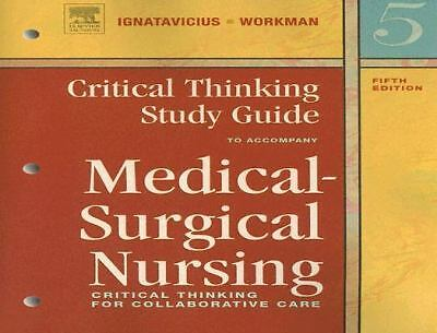 critical thinking study guide Study guide about critical thinking how to study learn a discipline critical thinking, additional information about: how to study & learn a discipline why a thinker's.