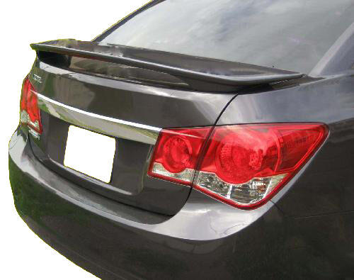 2011 2012 chevy cruze painted rear spoiler gm official ebay. Black Bedroom Furniture Sets. Home Design Ideas