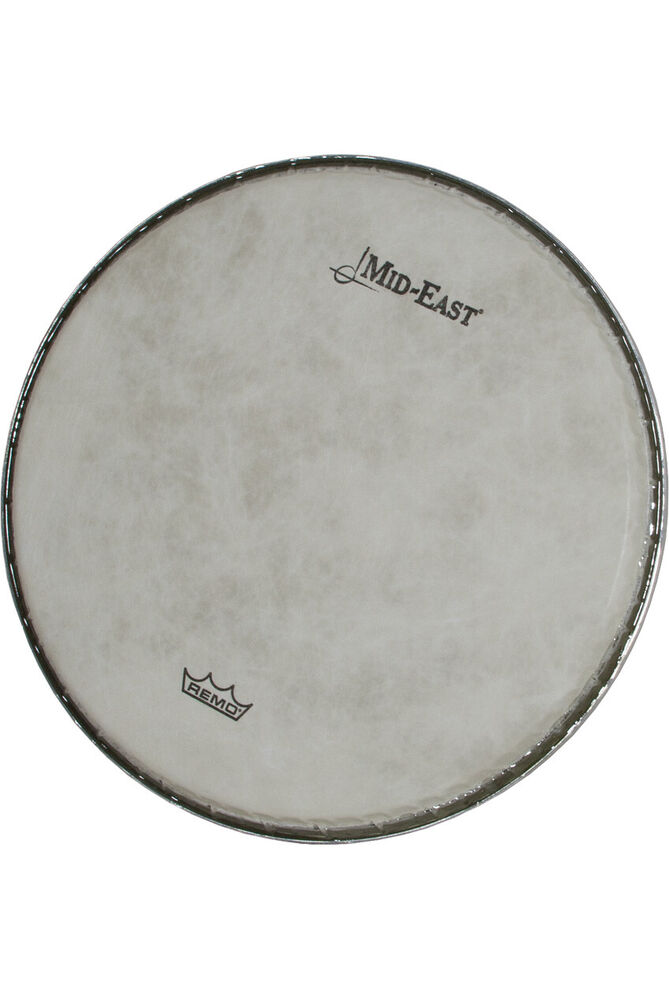 8 remo fiberskyn replacement extra doumbek drum head ebay. Black Bedroom Furniture Sets. Home Design Ideas