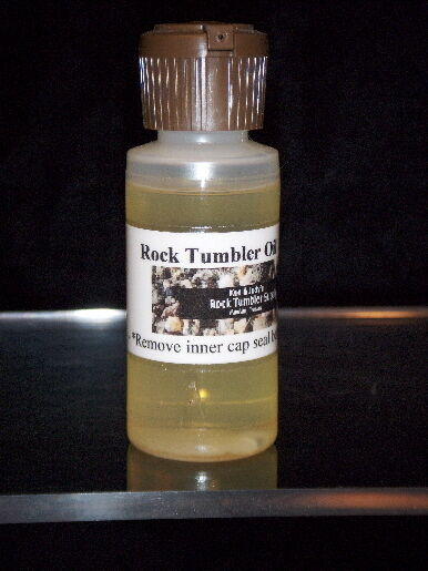 Rock Tumbler Oil Lubricant For Shaft Bearings 1 Fl Oz