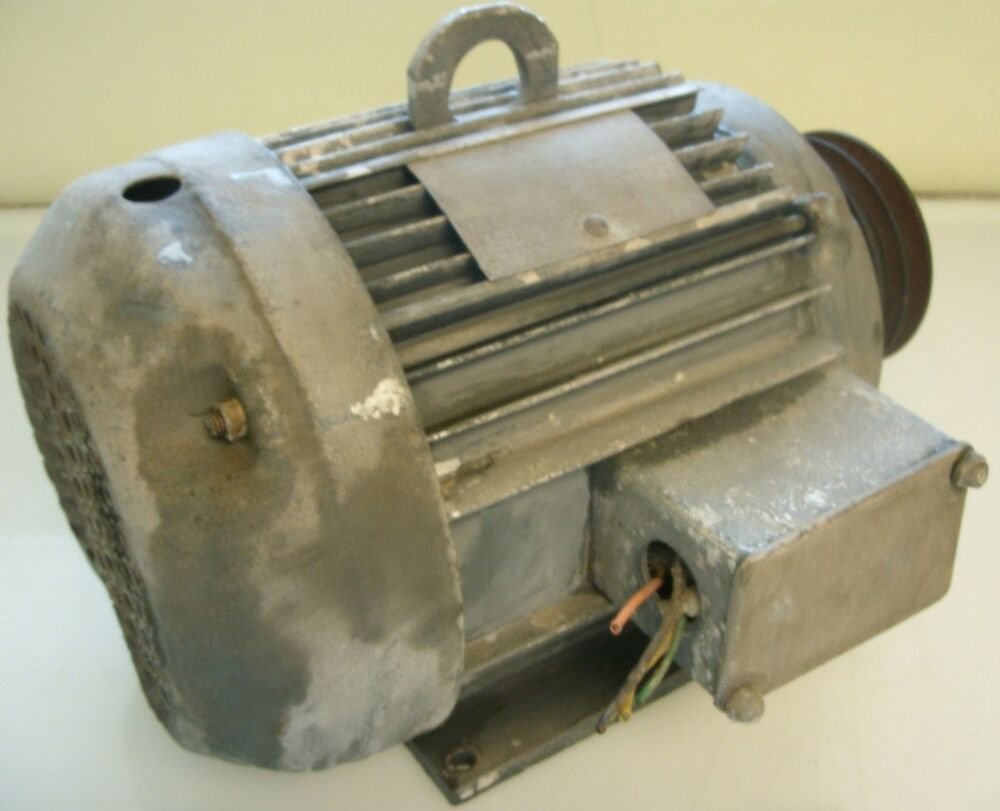 Lincoln electric ac motor 1745 rpm 10 hp frame 215t wow ebay for 10 hp ac motor