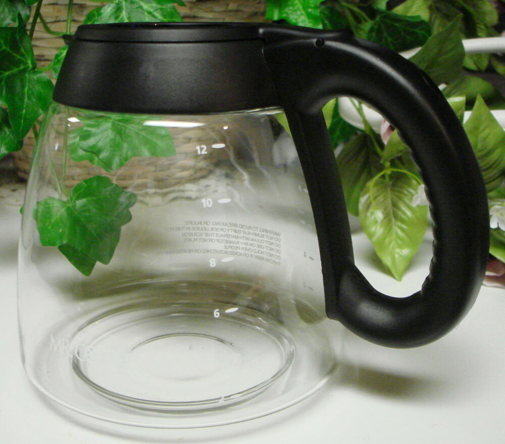 Excellent Condition Mr Coffee 12 Cups Replacement Carafe