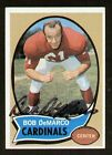 Bob DeMarco signed autograph auto 1970 Topps Football Trading Card