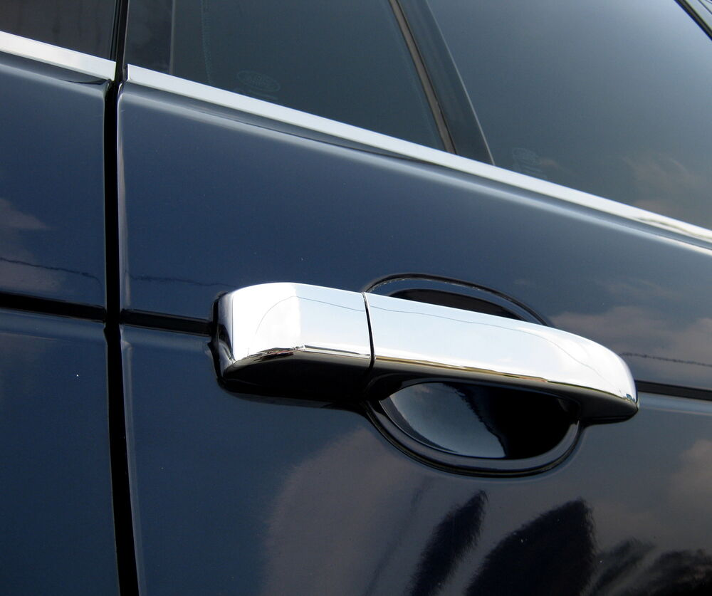 Purchase Used 2003 Land Rover Discovery Se Se 7 Sport: Chrome DOOR HANDLE COVERS For Range Rover L322 Vogue