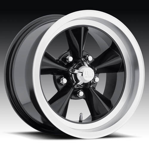 20 us mags standard wheel set foose style rims black 20. Black Bedroom Furniture Sets. Home Design Ideas