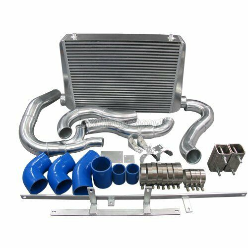 cxracing powerstroke diesel 7 3l intercooler kit for 94 95 96 97 ford f250 f350 ebay. Black Bedroom Furniture Sets. Home Design Ideas