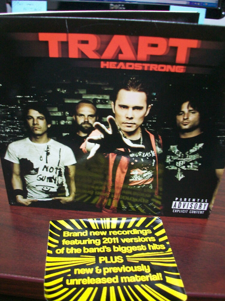 Headstrong by Trapt (CD Cleopatra) Echo (MX Unleashed Warriors of ...