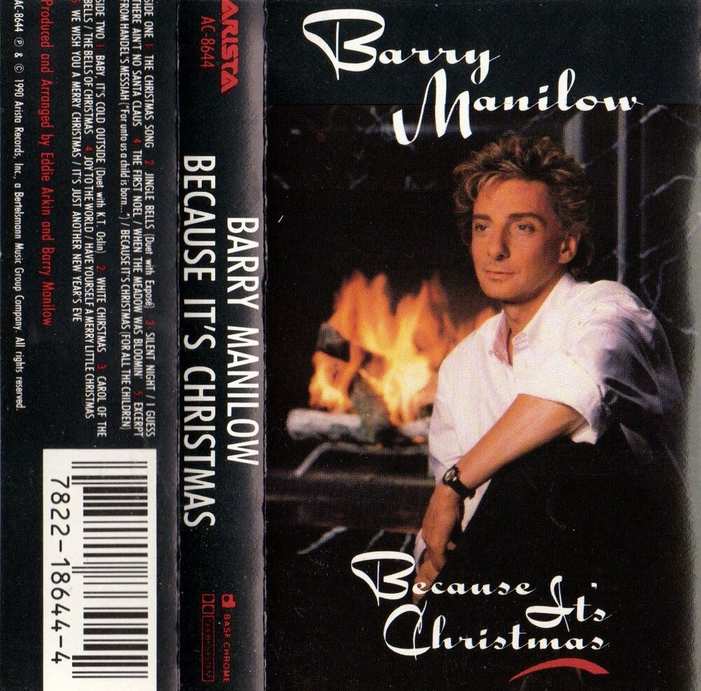 BARRY MANILOW \