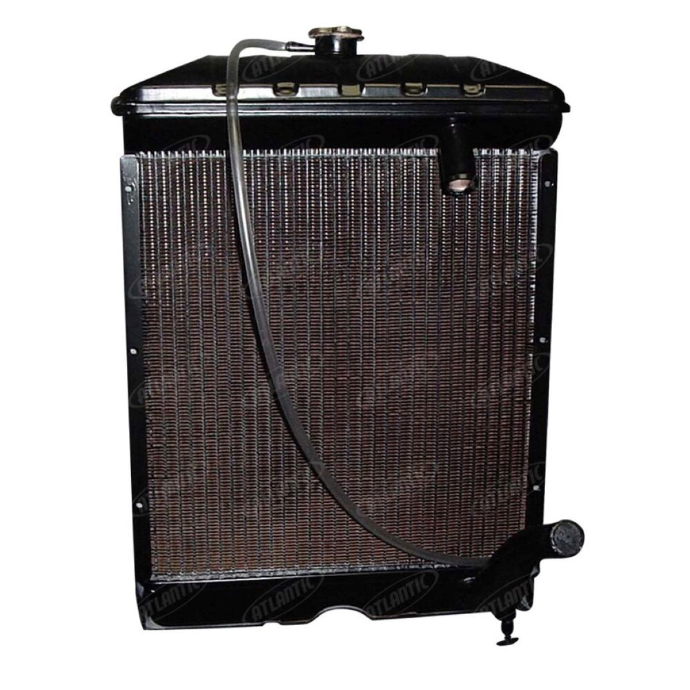 Ford Tractor Radiator : Radiator replaces ford c nn ab