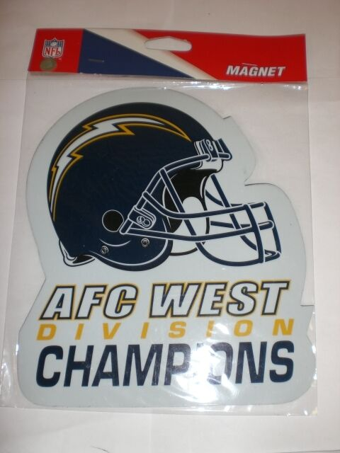 Forever Collectibles San Diego Chargers Afc West Division