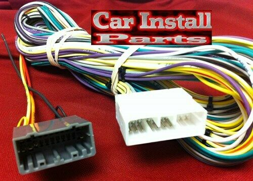Dodge Srt Radio Infinity Amp Bypass Wire Harness Stereo