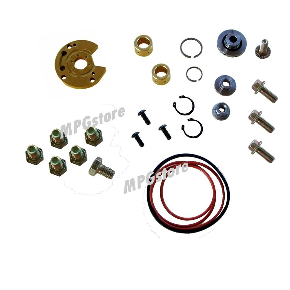 Garrett Turbocharger Rebuild Kits: Turbo T3 T4 T04B T04E Garrett Turbo 360 Upgrade Thrust