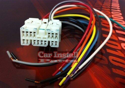s l1000 toyota oem stock premium factory radio w amp wire harness 1991 95 toyota camry wiring harness at sewacar.co