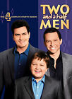 Two and a Half Men - The Complete Fourth Season (DVD, 2008, 4-Disc Set)