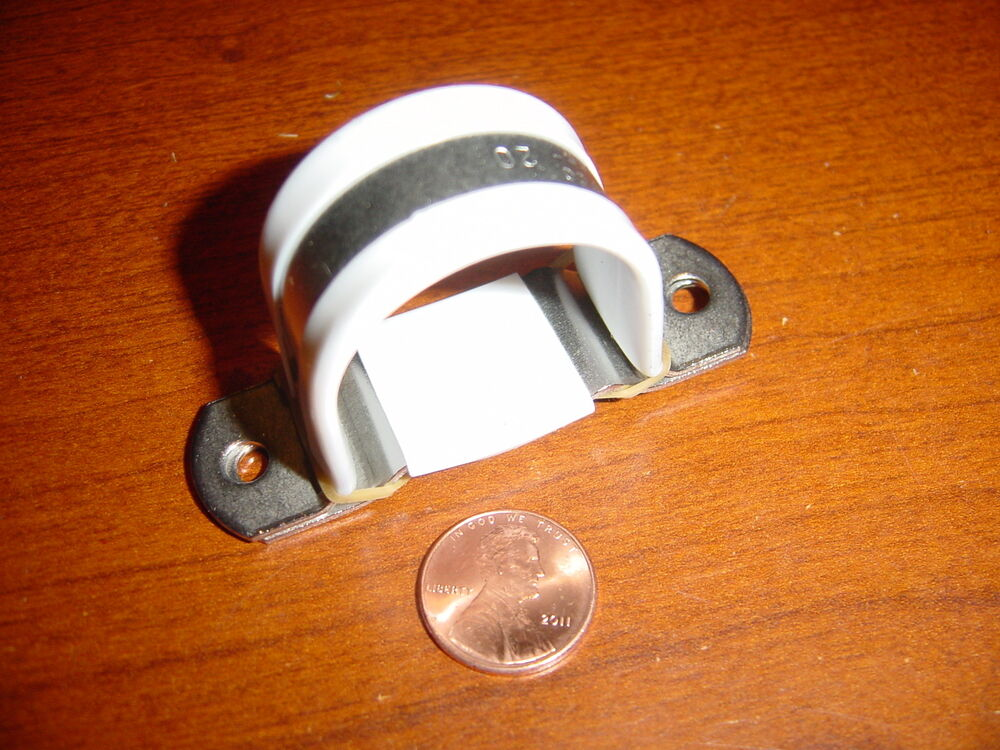 Umpco s sst clamp loop pipe bolt down stainless