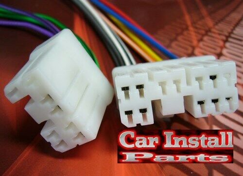 Mazda Protege Protege5 Stereo Wiring Connector