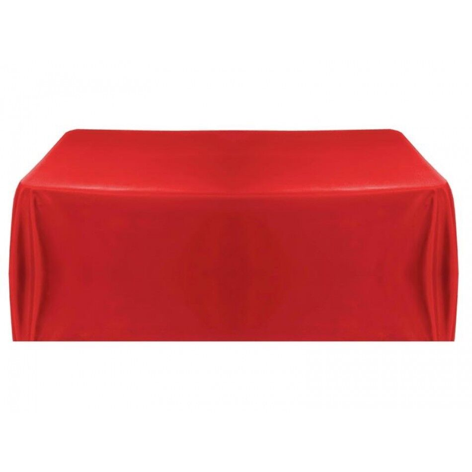 90 X 132 In Seamless Rect Polyester Tablecloth New Ebay
