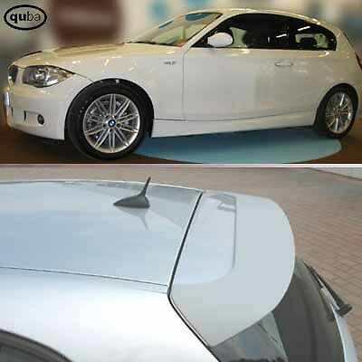 bmw 1 series e87 bodykit accessories rear spoiler ebay. Black Bedroom Furniture Sets. Home Design Ideas