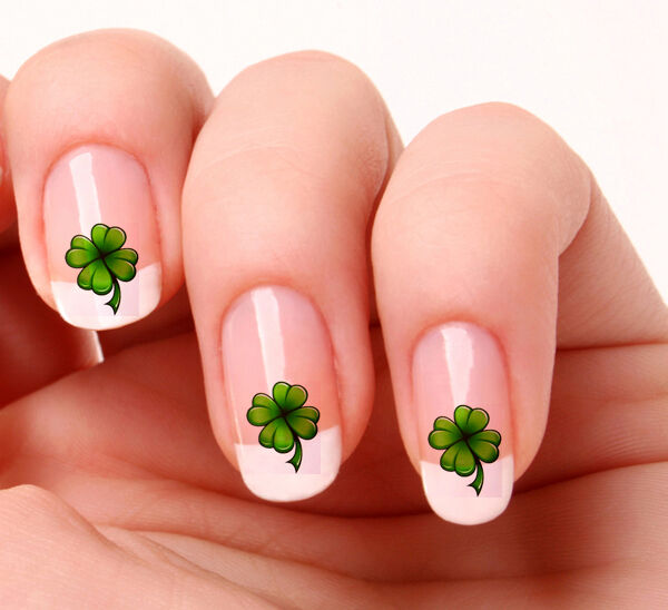 20 Nail Art Decals Transfers Stickers #176