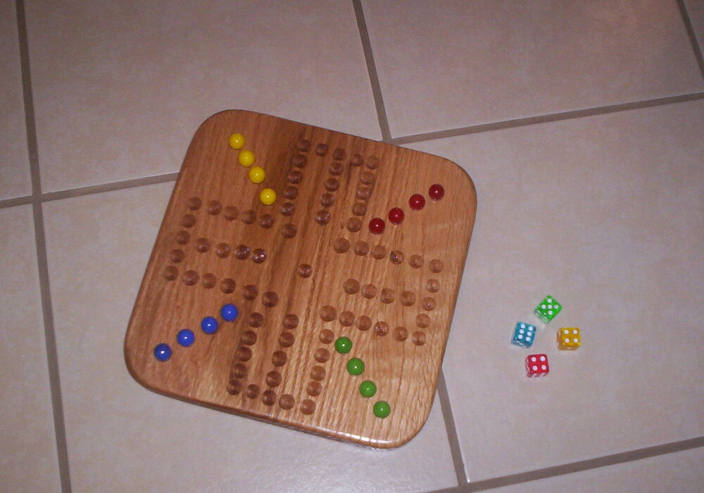 aggravation game for 4 players with 30