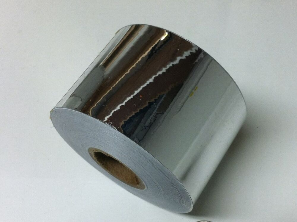 Superbrite Polyester Chrome Tape Choose Your Size Near