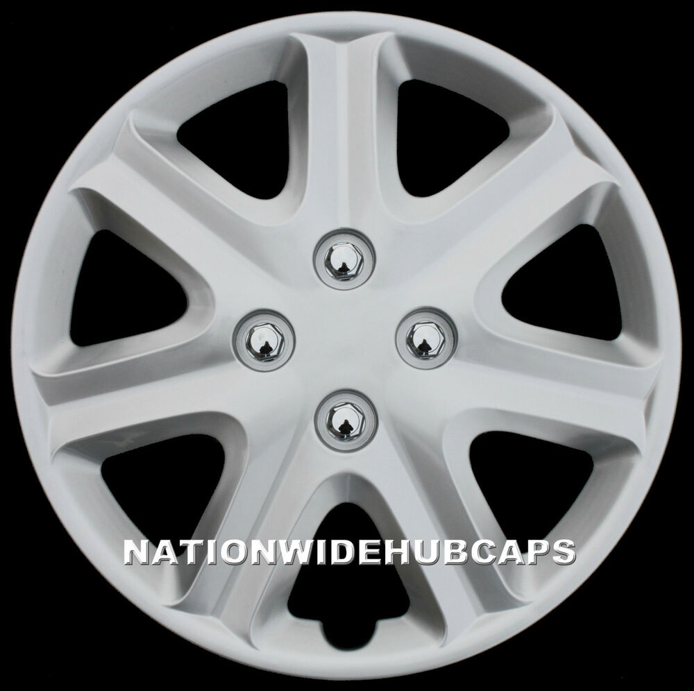 Set Of 4 15 Quot Hub Caps Full Wheel Covers Rim Cap Lug Cover