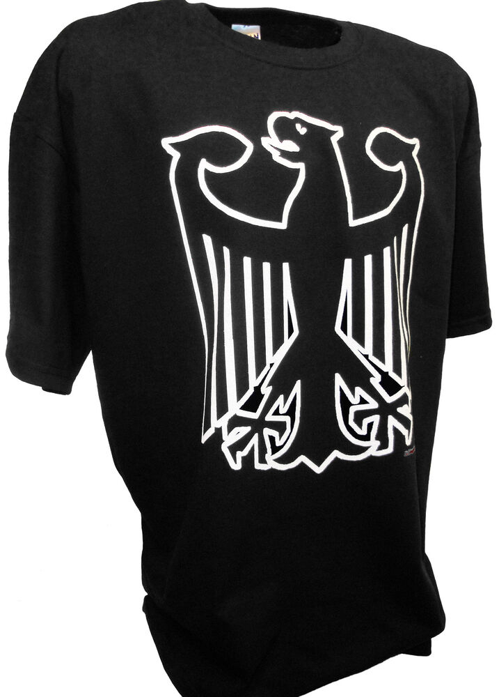 german eagle crest deutschland germany flag logo ww2. Black Bedroom Furniture Sets. Home Design Ideas