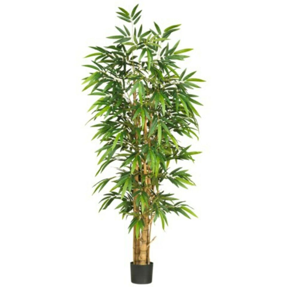 Decorative artificial tropical asian decor 6 39 belly bamboo for Artificial trees for decoration