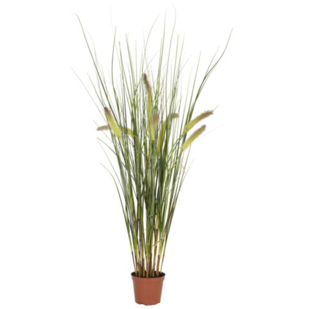 natural realistic looking 2 5 39 grass plant artificial fake faux plants ebay. Black Bedroom Furniture Sets. Home Design Ideas