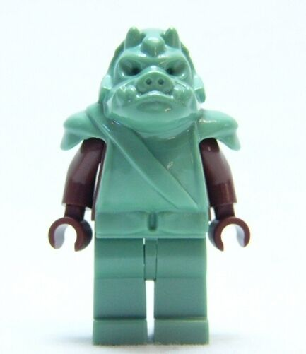 lego star wars gamorrean guard mini fig mini figure ebay. Black Bedroom Furniture Sets. Home Design Ideas