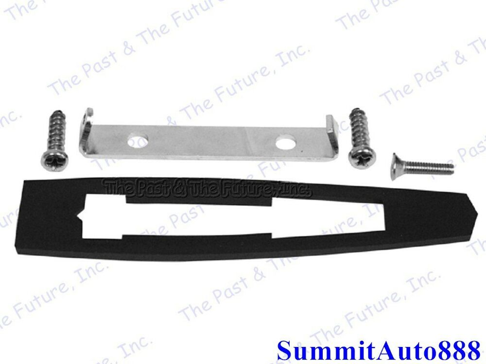 Camaro Chevelle El Camino Nova Door Mirror Mounting Kit