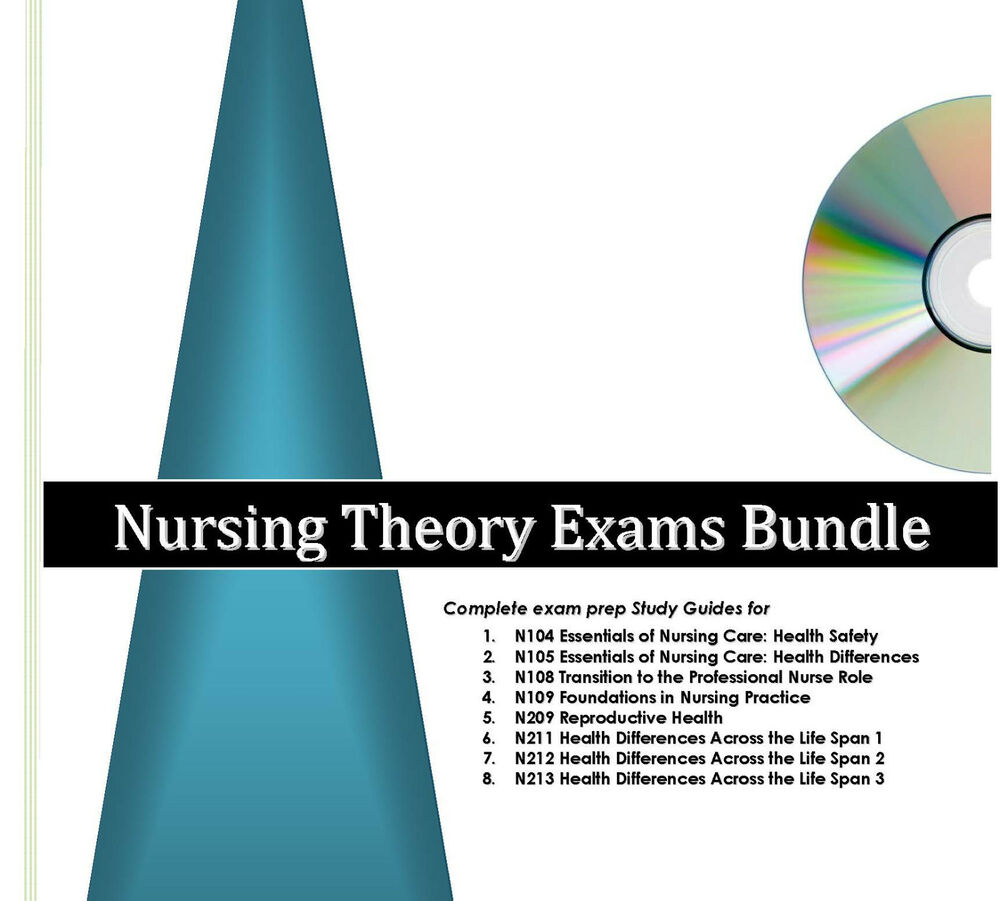 Study Guides Excelsior College Nursing Exams 104 105 108 ...