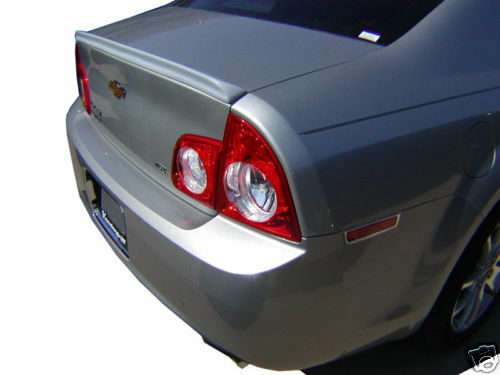 2008 2012 chevy malibu painted factory style rear lip. Black Bedroom Furniture Sets. Home Design Ideas