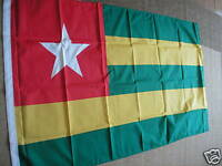 TOGO FLAG FLAGS 5'X3' BRAND NEW