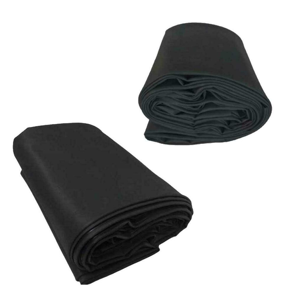 Extra thick heavy duty epalyn epdm rubber pond liner 6m for Epdm pond liner
