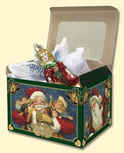 Extra large quot old world christmas