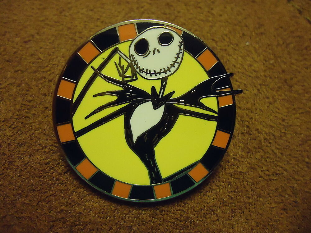 Disney Good VS Evil Mystery Pin Jack Skellington Nightmare ...