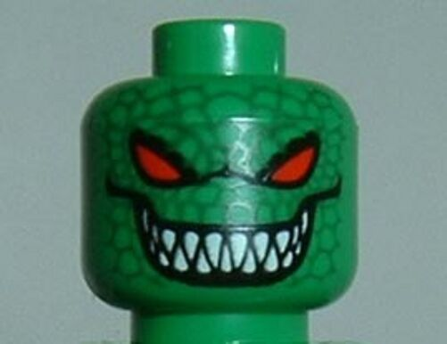 S L on Lego Batman Killer Croc