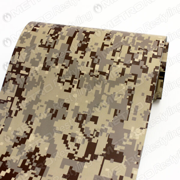 hd digital desert camouflage vinyl wrap 3m 1080 controltac. Black Bedroom Furniture Sets. Home Design Ideas