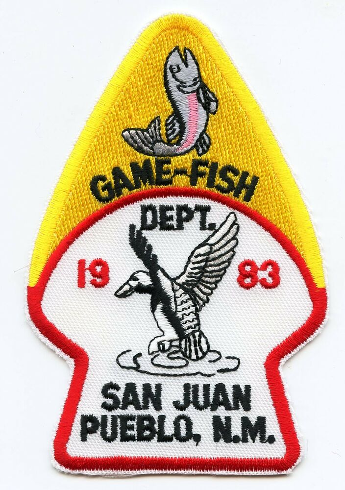 San juan pueblo new mexico nm tribal game and fish police for New mexico game and fish login