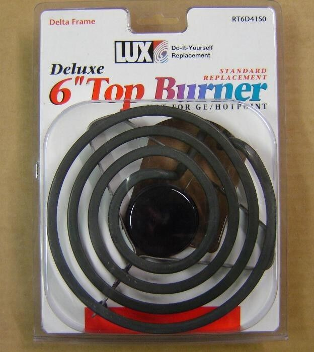 6 Quot Top Burner Element For Electric Range Stove New Ebay