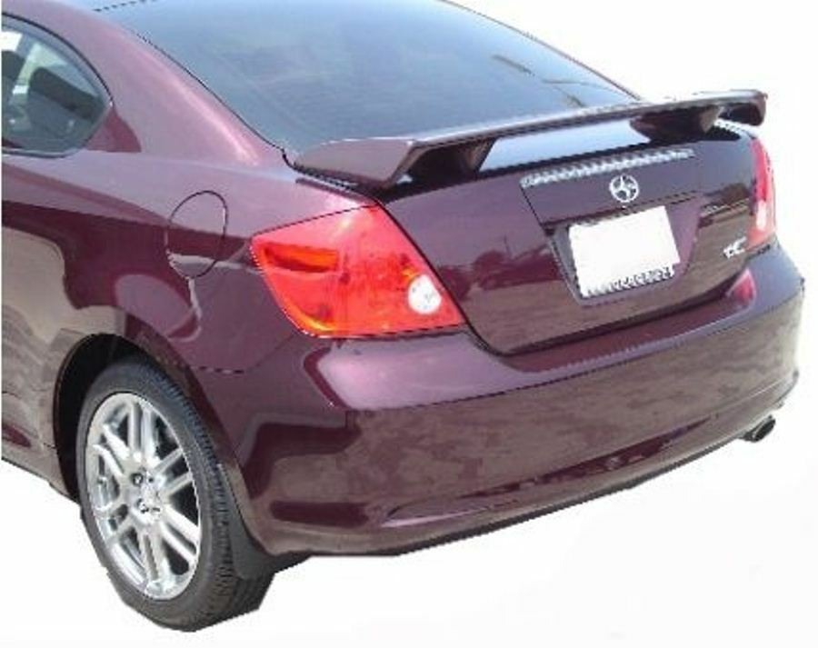 2005 2010 Scion Tc Painted Rear Trunk Spoiler Wing Factory Style Brand New Ebay